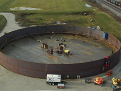 Tank and Vessel Fabrication Services