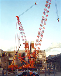 Heavy Rigging Services